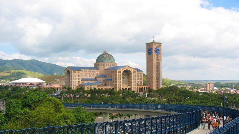 Santuário Nacional de Nossa Senhora Aparecida 02